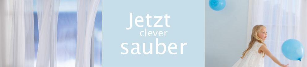 Umweltfreundlich putzen | jetzt-clever-sauber.de